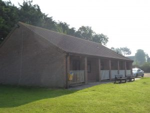 recreation ground & pavilion