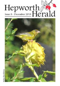 Image of front cover of Hepworth Herald 2018-12