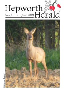 Image of front cover of Hepworth Herald 2019-06