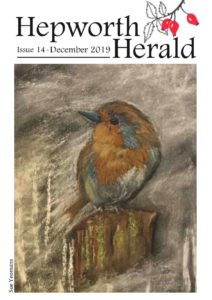Image of front cover of Hepworth Herald 2019-12