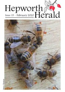 Image of front cover of Hepworth Herald 2020-02