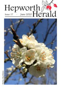 Image of front cover of Hepworth Herald 2020-06