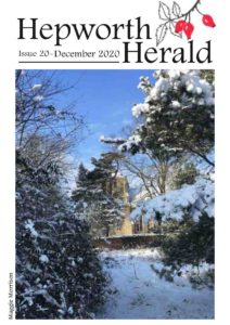 Image of front cover of Hepworth Herald 2020-12