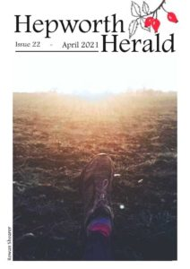 Image of front cover of Hepworth Herald 2021-04